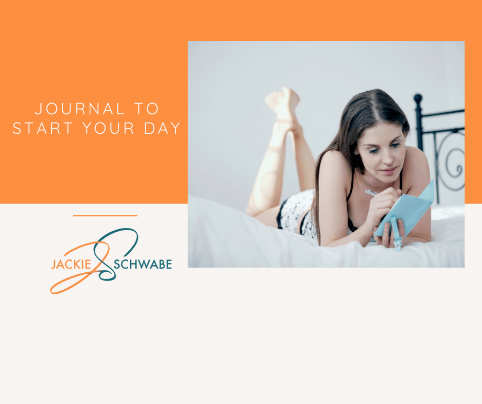 Journal in the Morning to Set the Right Tone for the Rest of Your Day