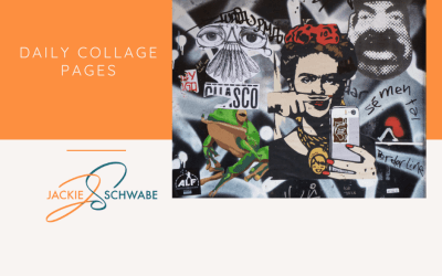 Try Daily Collage Pages to Tap into Your Creative Side