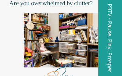 Are you overwhelmed by clutter?