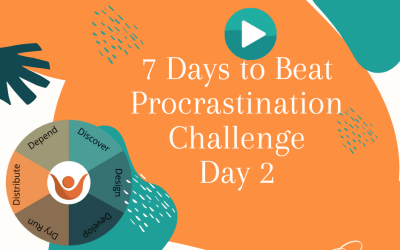Getting Over Procrastination Takes Action – Get Started