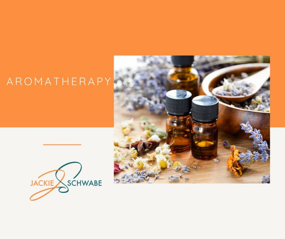 Try aromatherapy for anxiety